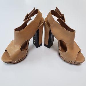 Vince Camuto Pabla Platform Chunky Heels | 8